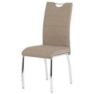 Sconto Jídelní židle ALENA hnědá