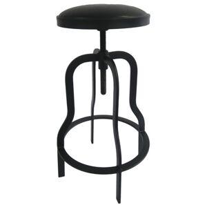 Sconto Barová židle ARBA černá