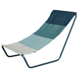 Sconto Plážová židle BEACH modrá/tyrkysová/bílá