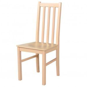 Sconto Jídelní židle BOLS 10 D dub sonoma