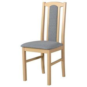 Sconto Jídelní židle BOLS 7 světle šedá