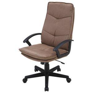 Sconto Kancelářská židle BUFFALO hnědá