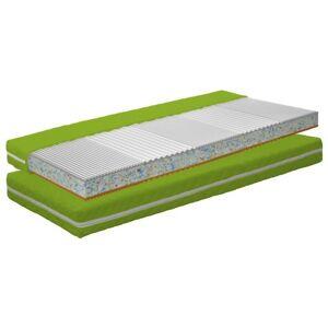 Sconto Dětská matrace COLOR DREAMS zelená