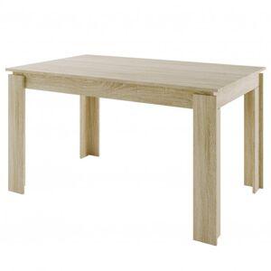 Sconto Jídelní stůl COSMO dub sonoma