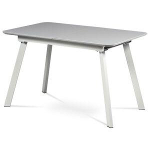 Sconto Jídelní stůl DESMOND šedá