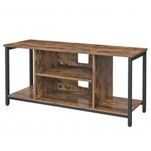 Sconto TV stolek ELI černá/hnědá