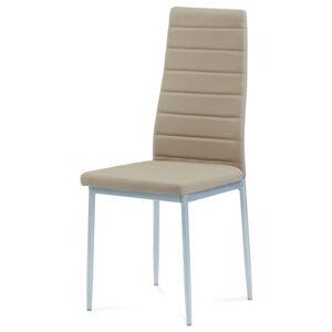 Sconto Jídelní židle FATIMA světle hnědá