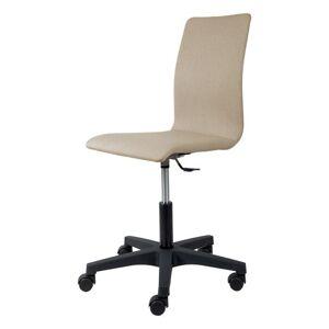 Sconto Kancelářská židle FLEUR béžová