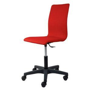 Sconto Kancelářská židle FLEUR červená