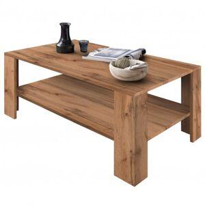 Sconto Konferenční stolek GINA dub wotan