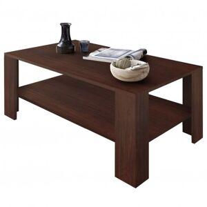 Sconto Konferenční stolek GINA wenge