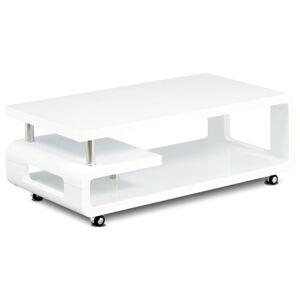 Sconto Konferenční stolek GRANADA bílá