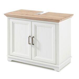 Sconto Umyvadlová skříňka JASMIN pinie světlá/dub artisan