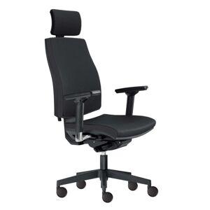 Sconto Kancelářská židle JOHN černá