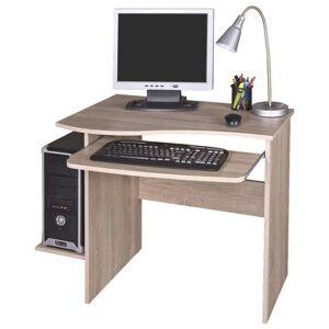 Sconto PC stůl MAXIM dub sonoma