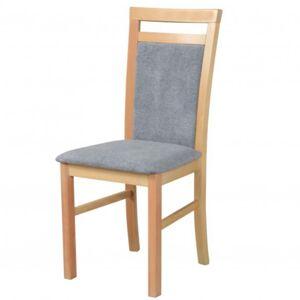 Sconto Jídelní židle MILAN 5 šedá