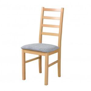 Sconto Jídelní židle NILA 8 šedá