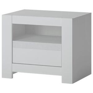 Sconto Noční stolek NOVI bílá