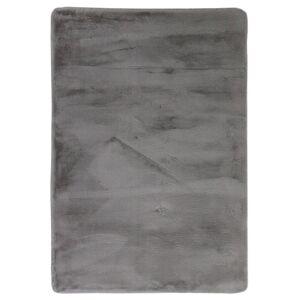 Sconto Koberec RABBIT NEW tmavě šedá, 80x150 cm