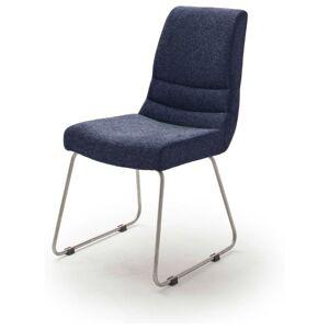 Sconto Jídelní židle SADIE 1 modrá
