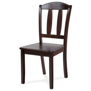 Sconto Jídelní židle SAVANA ořech