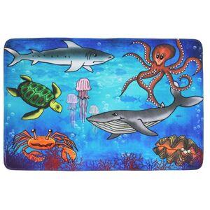 Sconto Dětský koberec SEA WORLD vícebarevná, 110x160 cm